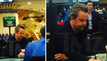 Matthew Perry -- The Odd Gamble ... Dropping Thousands At L.A. Casino