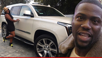 Kevin Hart's Ex-Wife -- I Made Peace with His Fiancee ... Even Before the Escalade