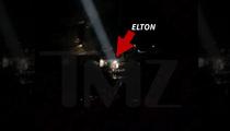 Elton John -- Cracks Dolce & Gabbana Joke ... Possible Peace Offering?