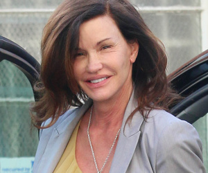 Janice Dickinson Goes Makeup-Free Before Hitting the Runway -- See Her…