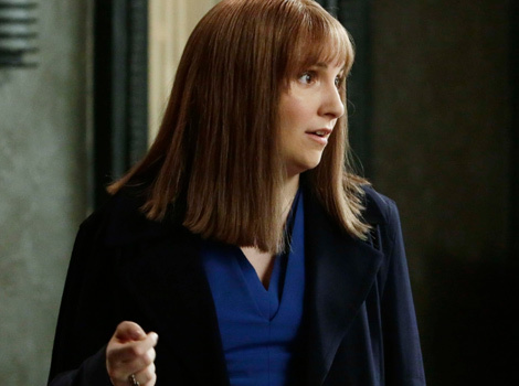 """Scandal"" Recap: We Need to Talk About that Shocking Lena Dunham Moment!"
