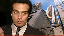 David Copperfield -- Swimming Pool Disaster ... Floods Entire High Rise