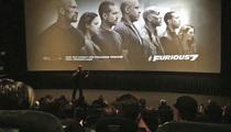 Vin Diesel Breaks Down Honoring Paul Walker at 'Furious 7' Screening (VIDEO)