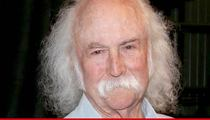 David Crosby Hits Jogger At 55 mph ... Victim Airlifted To Hospital