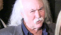 David Crosby -- Dramatic 911 Call ... 'I Hit This Guy!'
