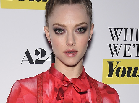 "Amanda Seyfried's Bold Braid Steals the Show at ""While We're Young"" Premiere"