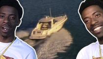 Rich Homie Quan -- Shaken and Stirred Escape in Miami, Bitch!(TMZ TV)