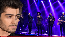 One Direction -- Zayn It Ain't So ... He's Leaving The Band