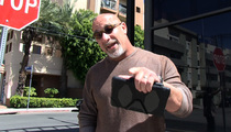 Bill Goldberg -- My Son Will Never Join WWE ... I Forbid It!