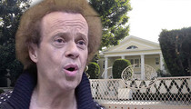 Richard Simmons -- My Bushes Are So Beautiful, They Make Me Cry!!!