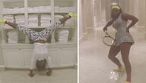 Serena Williams -- Twerkin' Like Beyonce ... In Hilarious New Video