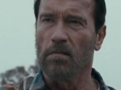"Arnold Schwarzenegger Tries To Save Abigail Breslin From Zombie Virus in ""Maggie"" Trailer"