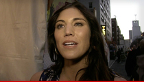 Hope Solo -- I'm Seeing a Shrink ... For My 'Pain and Anger'