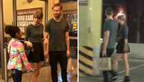 OMG!!!  Taylor Swift and Calvin Harris ... TOGETHER!!???!
