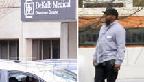 Bobby Brown -- Keeping the Faith at Bobbi Kristina's New Medical Facility