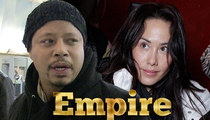 Terrence Howard's Ex-Wife -- Move Over, Cookie ... I'm Taking My Cut of the 'Empire'