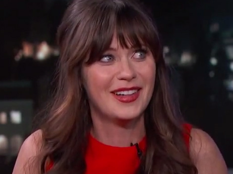 Zooey Deschanel Says She Doesn't Know Her Baby's Sex, Talks Pregnancy Diet