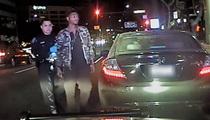 Taraji P. Henson's Son -- Police Video Shoots Down Racial Profiling Claim