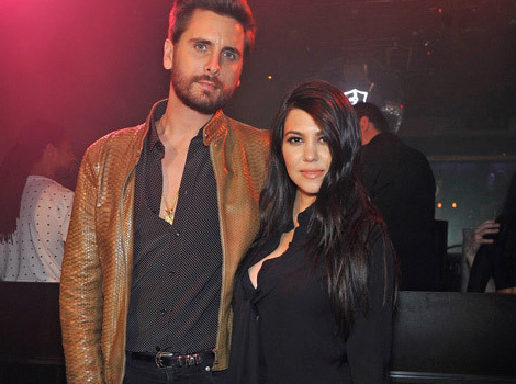 Kourtney Kardashian Shares Throwback Pics From the Day She Met Scott Disick