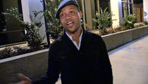 Cuba Gooding Jr. -- Visits Pacquiao Training Camp ... Dude Looks Fast!
