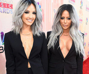 "Aubrey O'Day, Shannon Bex Debut ""Dumblonde"" Makeover -- See New Look!"