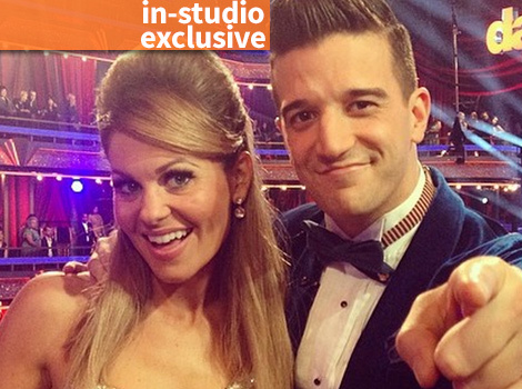 "Candace Cameron Bure Reveals Front Runners for ""Dancing With The Stars"""