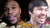 Mayweather Vs. Pacquiao -- Broker Selling Ringside Seats ... For $87,000 Each!!