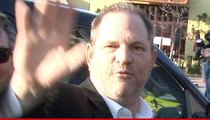 Harvey Weinstein -- Questioned for Allegedly Groping Woman