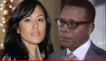 Terrence Howard's Ex-Wife -- He's Screwing Me Royally Over 'Empire'