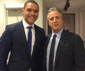 "Trevor Noah Taking Over ""The Daily Show"" from Jon Stewart"