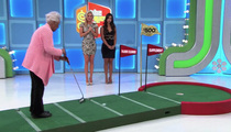 'Price Is Right' -- 84-Year-Old Sinks Putt ... Wins Car!
