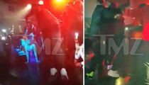Rapper Kevin Gates -- Not One, But Two Fights with Girls!