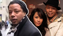 Terrence Howard -- Ex-Wife Is Biggest 'Empire' Fan ... Said His Wallet (TMZ TV)