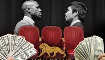 Mayweather Fight -- Buyers Lined Up for $87k Tix ... Broker Says