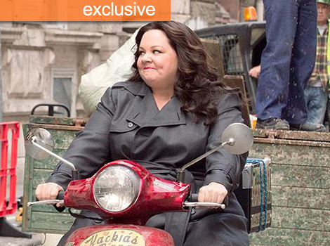 "See New Trailer for Melissa McCarthy's ""Spy"" -- And Why She Almost Wasn't In the Film!"
