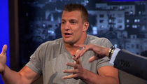 Rob Gronkowski -- I Wanna Bang that Chick from 'Wolf of Wall St.'