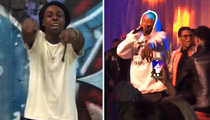 Lil Wayne Plus a Brand New Caddy -- Super Ballin' 16th Birthday for 'Hip Hop' Prince KJ