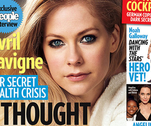 """Avril Lavigne Opens Up About Lyme Disease Diagnosis: """"I Thought I Was Dying"""""""