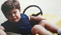 Guess Who This Cruising Crybaby Turned Into!