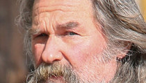 Kurt Russell's Incredible Lip Rug --  CAUTION: May Cause Loss Of Manhood