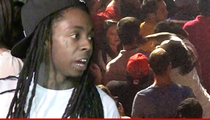 Lil Wayne Assault Victim ... I'm Not a Lawyer, But I Play One At Concerts