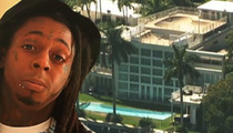 Lil Wayne -- Puts Bad Luck House on the Market