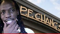 Reggae Artist Mavado -- Screw Philippe Chow ... Follow Me to P.F. Chang's, Black People!