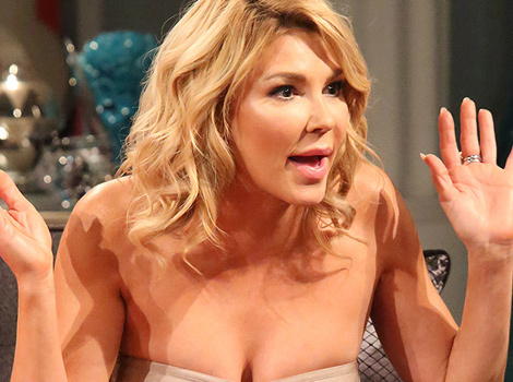 Brandi Glanville & Kyle Richards Feud Explodes on Reunion -- This One Was…