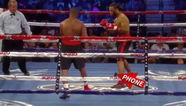 Boxer Marvin Jones -- Dropping My Cell Phone in the Ring Cost Me the Fight!