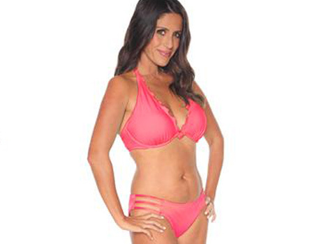 Soleil Moon Frye Drops 40 Pounds -- See Her New Bikini Bod!
