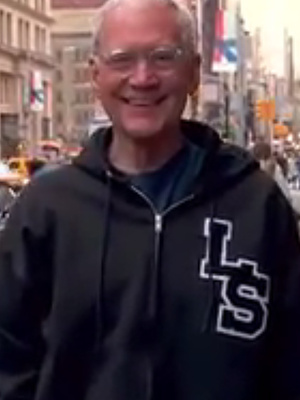 """David Letterman Tries to Find His Next Gig with """"Billy on the Street"""""""