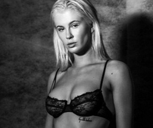Ireland Baldwin Strips Down To Next To Nothing In New Photos!