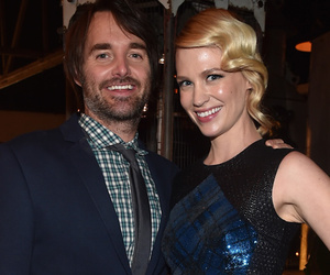 Say What? January Jones and Will Forte Reportedly Dating!