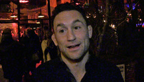 UFC's Frankie Edgar -- Let's Get Shaq In the Octagon ... He's Got Real Talent!